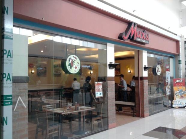 Max's_Restaurant_3rd_Floor_SM_San_Jose,_San_Fernando,_Pampanga