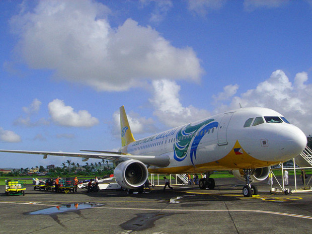 CebuPacificAirbus