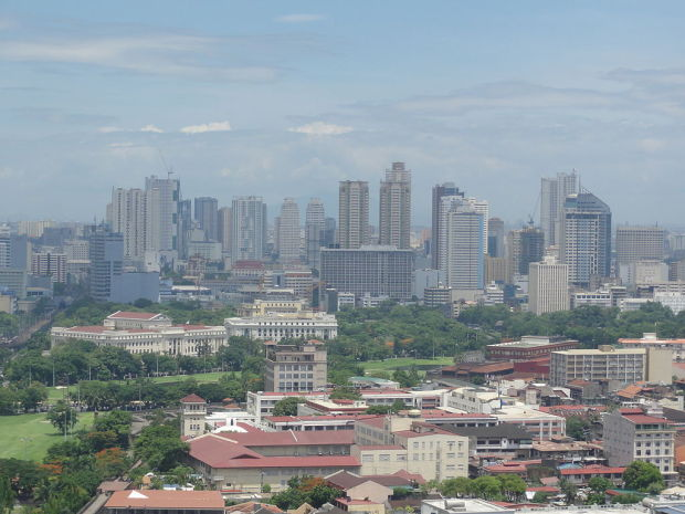 Ermita-Malate_skyline_in_Manila_as_of_June_2015